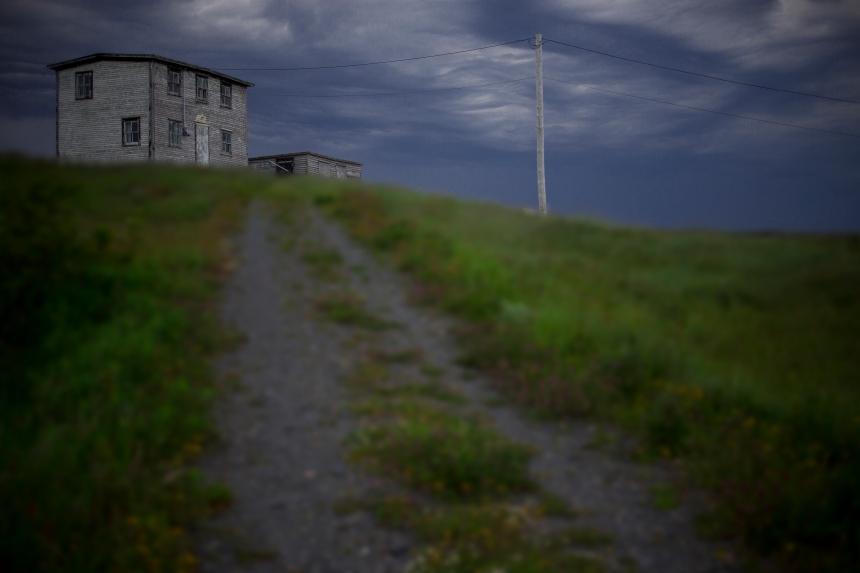 Abandoned Nfld House