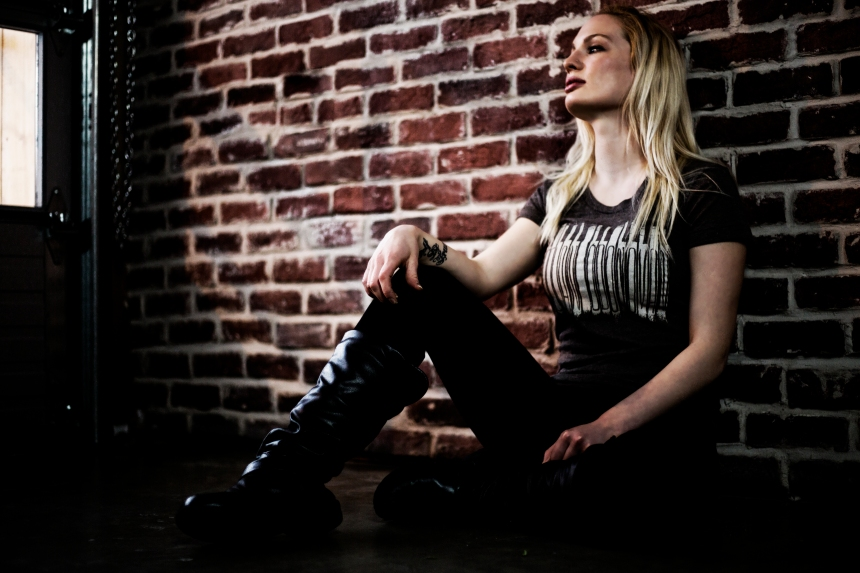 Nicole Sitting